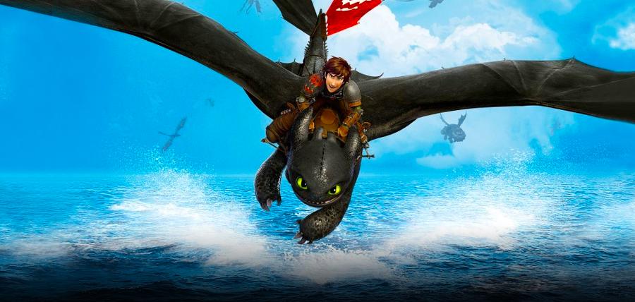 Vezi În Avanpremieră Primele Cinci Minute Din Animaţia HOW TO TRAIN YOUR DRAGON 2