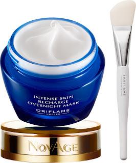 Máscara de Noite Intense Skin Recharge NovAge