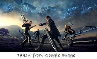 """Game  Karya Lama """"Final Fantasy XV"""" yang Ditunggu-tunggu"""
