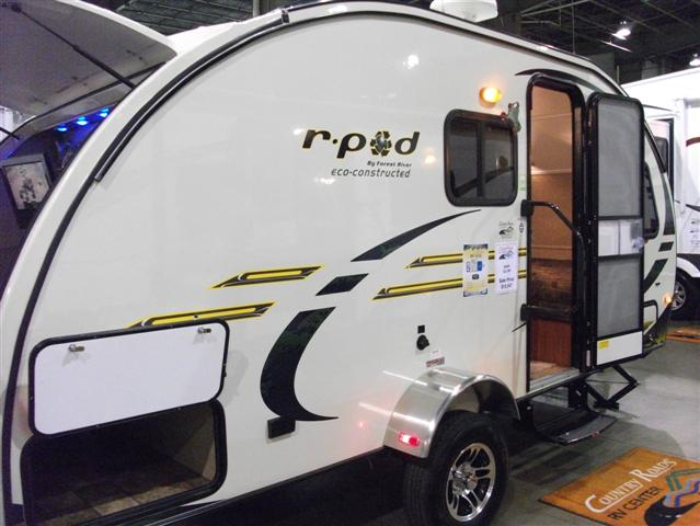 Podding Blog: The RV Show and IKEA