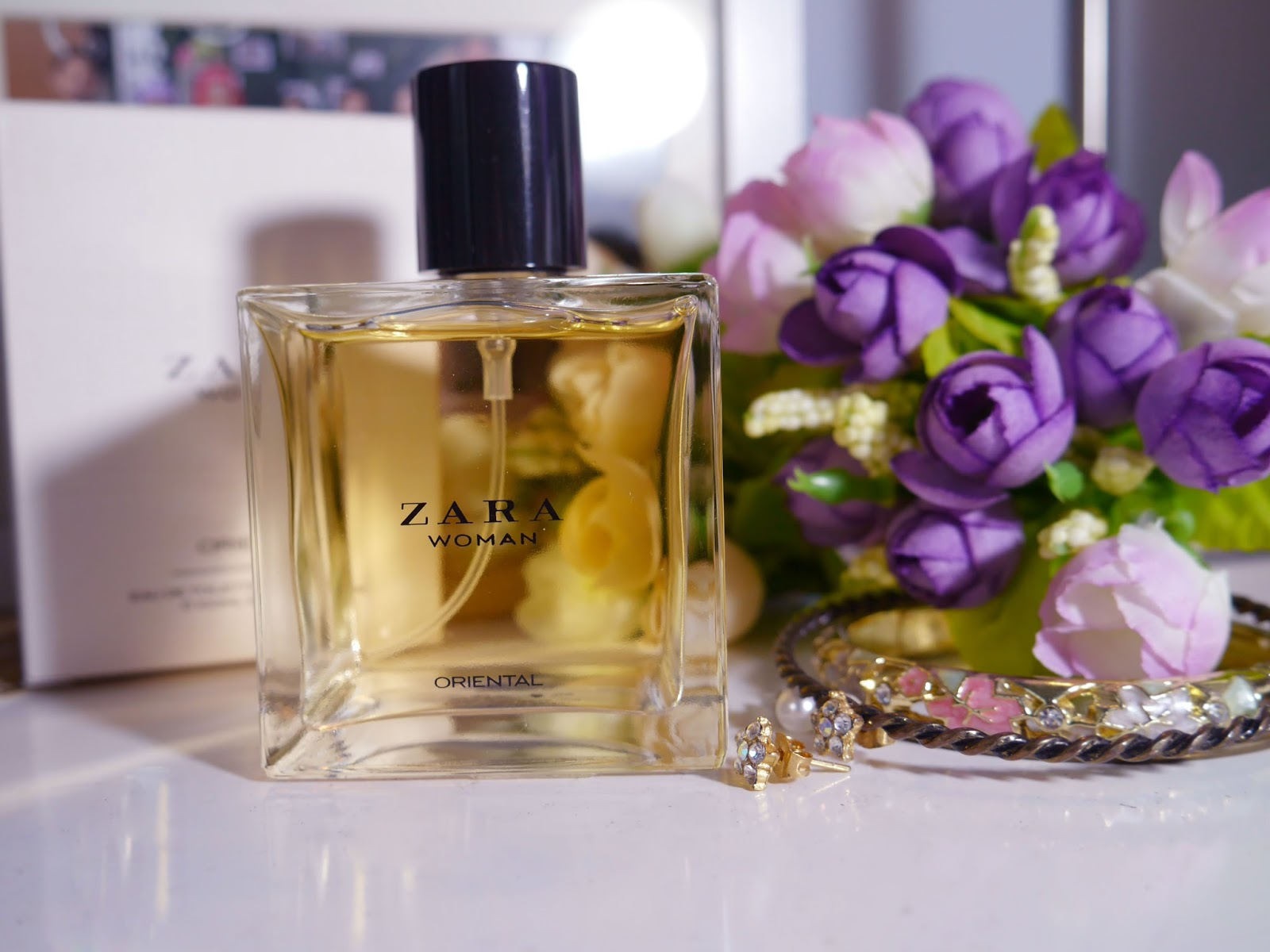 Zara Woman Oriental Eau De Toilette Review Beauty Redemption
