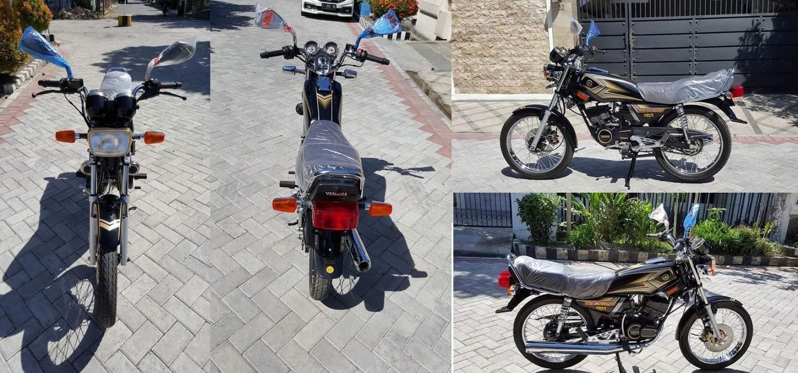 Percaya Atau Tidak Ternyata Masih Ada Yamaha RX King 2003 Ini