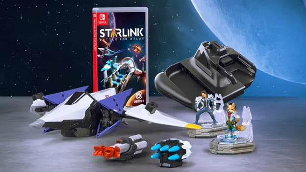 Starling : Battle for Atlas (Nintendo Switch, PS4 & XBOX ONE) Sl_foxmccloud-promo-gemini_starter_pack