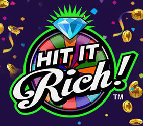 hit it rich casino fan page