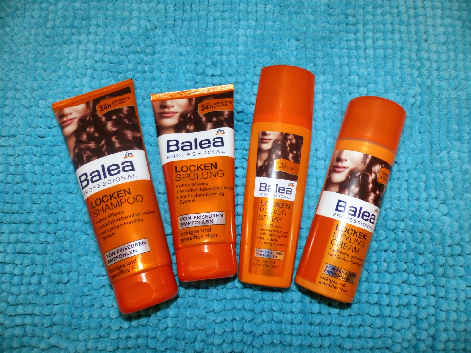 Juliaprime Review Balea Professional Locken Serie