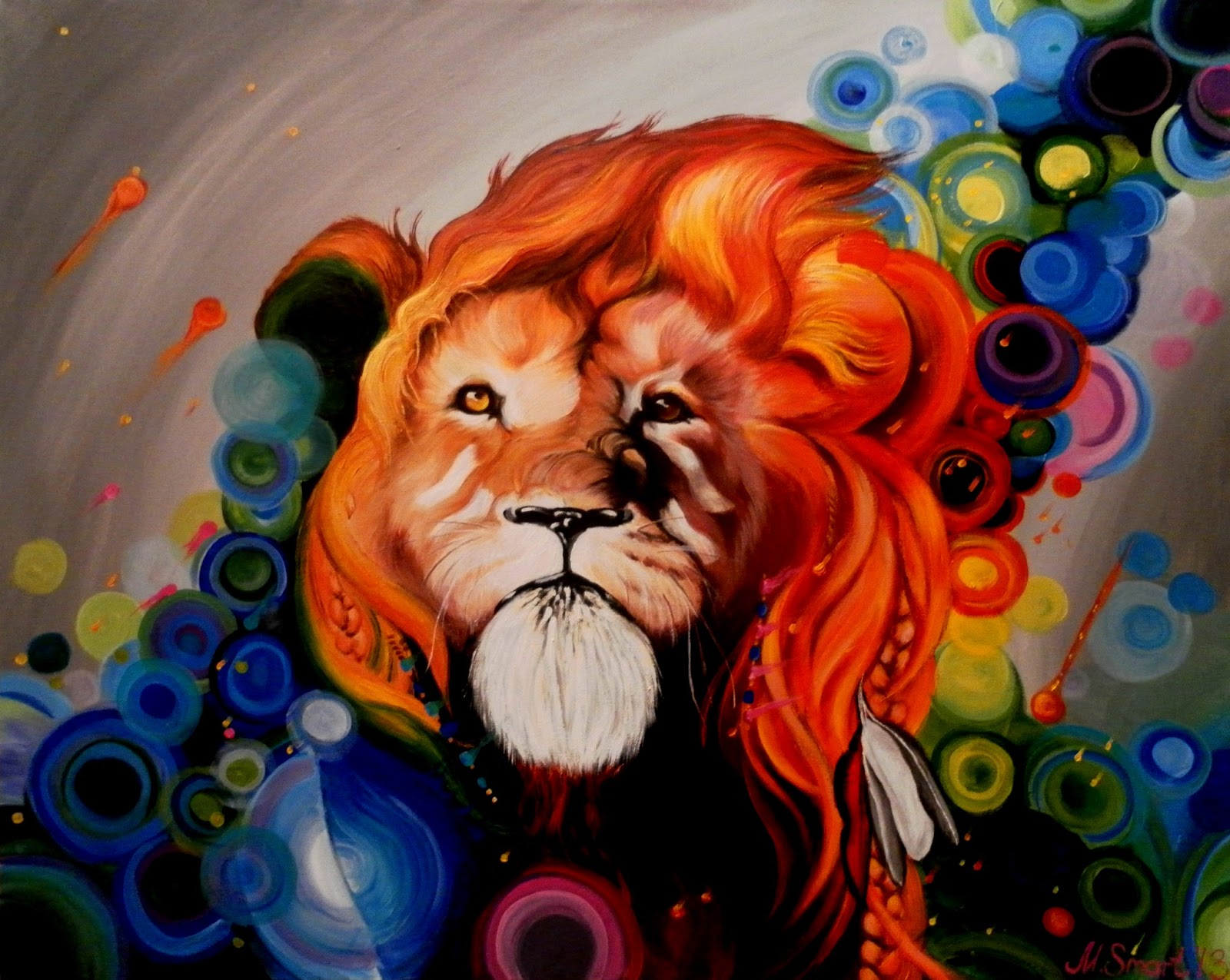 lion original images