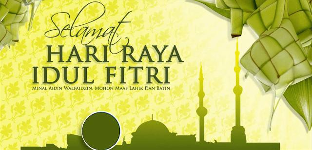 Kata-Kata Ucapan Selamat Hari Raya Idul Fitri