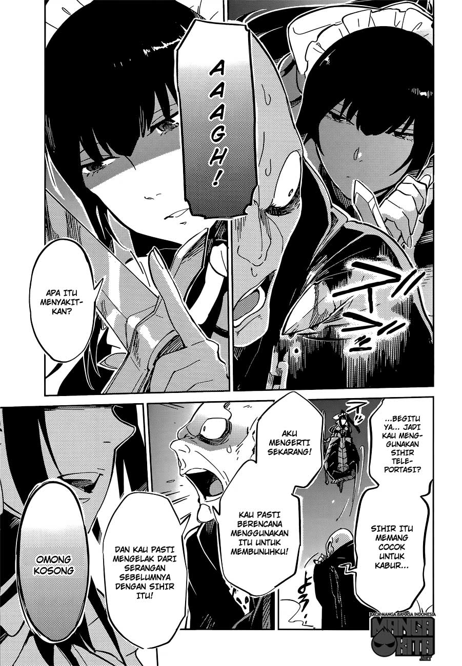 Overlord chapter 9 Bahasa Indonesia