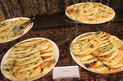 tandir bread from Azerbaijan