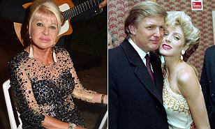 She's a nobody': Ivana Trump blasts Marla Maples over affair with Donald Trump