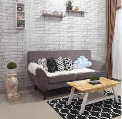 harga kursi sofa minimalis modern