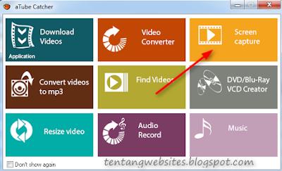 Aplikasi perekam layar pc ringan dan tidak ribet
