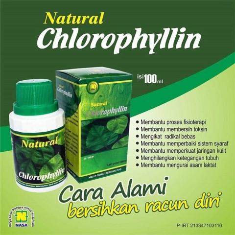natural cholophylin nasa