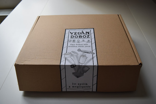 vegan box review