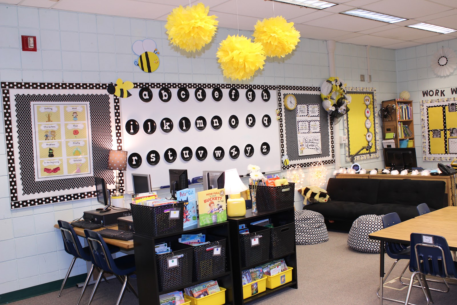 Check Out Miss Nelson S Second Grade Classroom Tour The