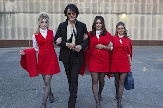 Michael Shannon as Elvis Presley in Elvis & Nixon 2016