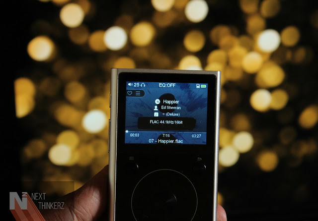 FiiO X1 2nd Gen Review - An Old School Audio Gadget.