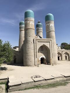 Il Chor Minor di Bukhara