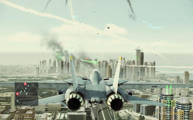 Ace Combat Assault Horizon Enhanced Edition Free Download PC Screenshot 2