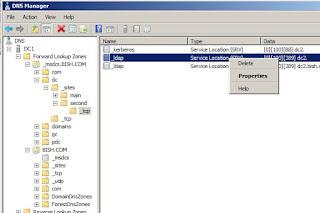 metadata cleanup
