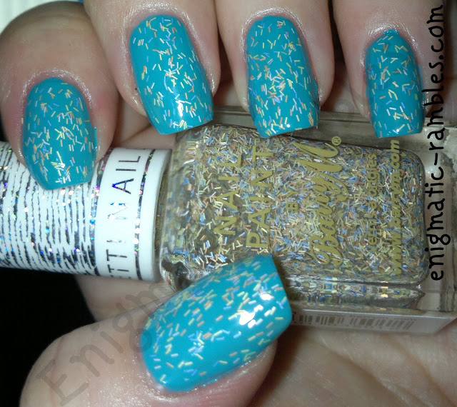 swatch-barry-m-dolly-mixture-confetti-nail-effect-bar-glitter-feather-enigmatic-rambles