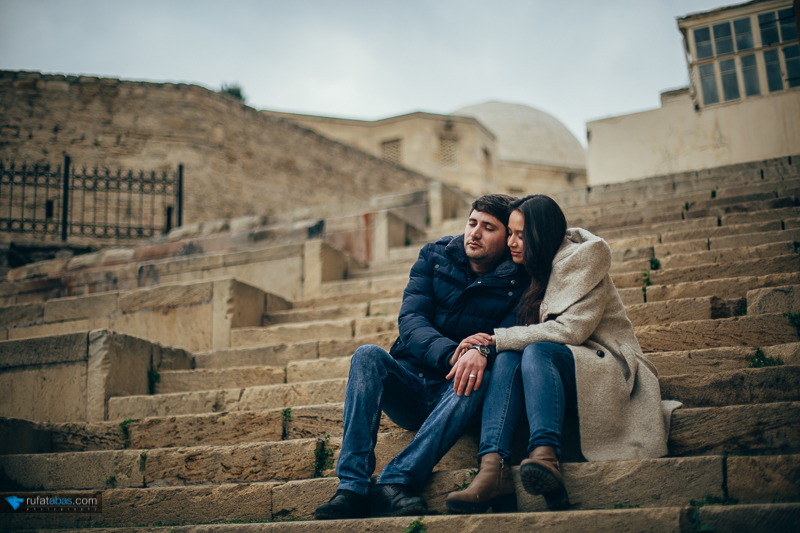Gunel and Elnur Engagement | Rufat Abas Photography