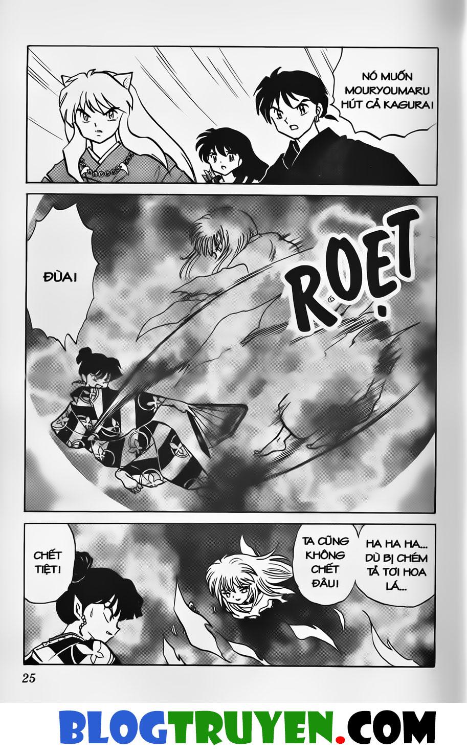 Inuyasha vol 38.2 trang 4