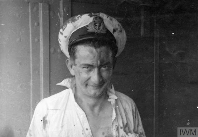 HMS Manchester sailor, 23 July 1941 worldwartwo.filminspector.com