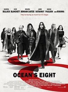 Oito Mulheres e um Segredo (Ocean's Eight) (2017) Dual Áudio – Download Torrent