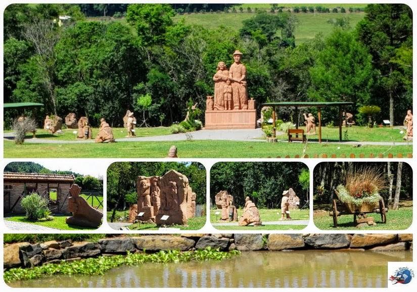 Parque Pedra do Silêncio Nova Petrópolis RS