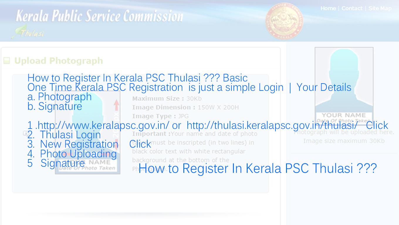 Thulasi Psc