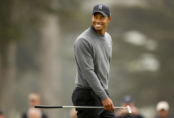 Tiger Woods Is Hung And Uncut..