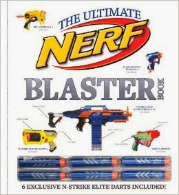 The Ultimate Nerf Blaster Book Cover