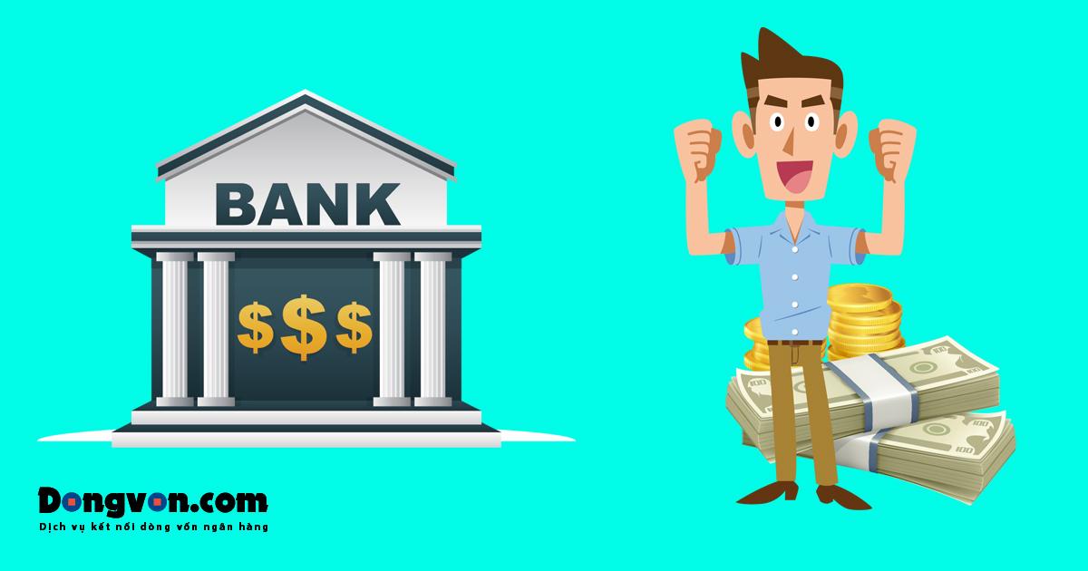 lãi suất vay tín chấp ngân hàng nào thấp nhất
