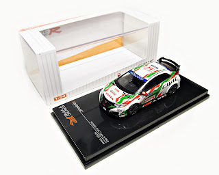 Tarmac Works - Honda Civic Type R FK2 WTCC Livery