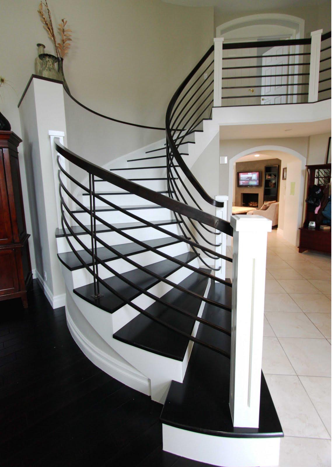 Best Images Modern Staircase Ideas On Staircase Ideas: Fischer Interior Design: Stairway To Heaven