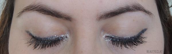 revue avis test tutoriel pas a pas maquillage de fetes facile