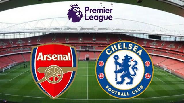 Live Streaming Arsenal vs Chelsea 4 Januari 2018