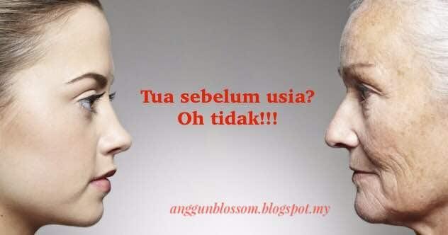 TIPS MELAMBATKAN PROSES PENUAAN ~ Siti Balkis Official Blog