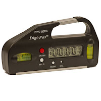 Waterpass Digital Pocket-Size Digital Level - Model: DWL 80E