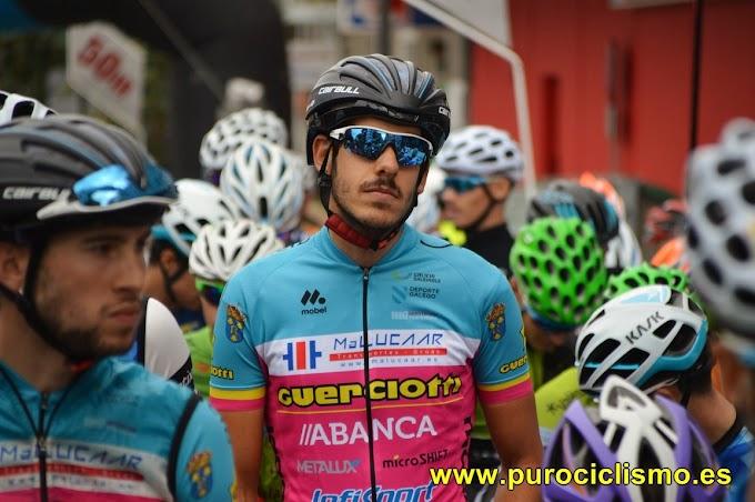 Las fotos de la 3ª etapa de la Volta a Galicia 2017