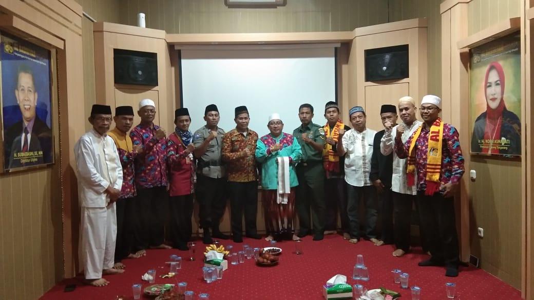 Babinsa 05 06 Batu Ceper Binmas Polsek Batuceper Tangerang