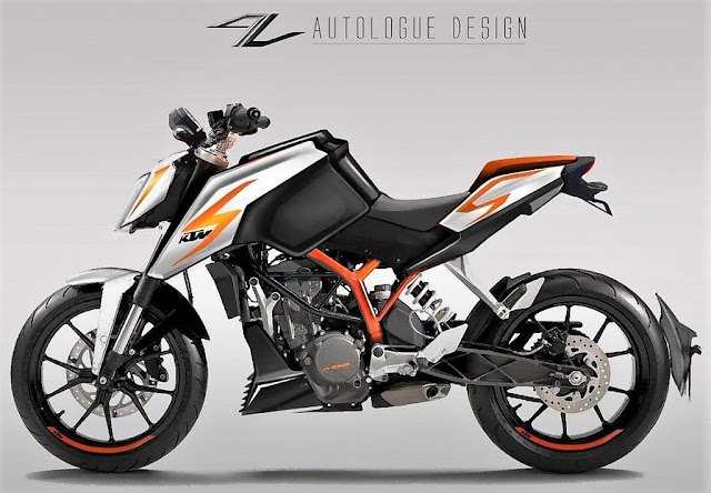 Autologue Design KTM Duke Street-X2