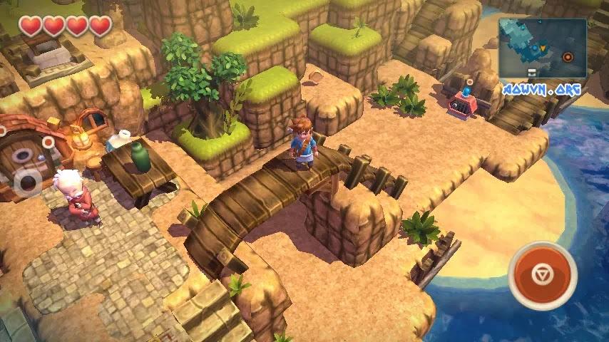 AowVN oceanhorn AowVN.org m%2B%25282%2529 - [ OFFLINE ] Oceanhorn Việt Hóa | Android & PC - Game RPG Đồ Họa Tuyệt Đẹp
