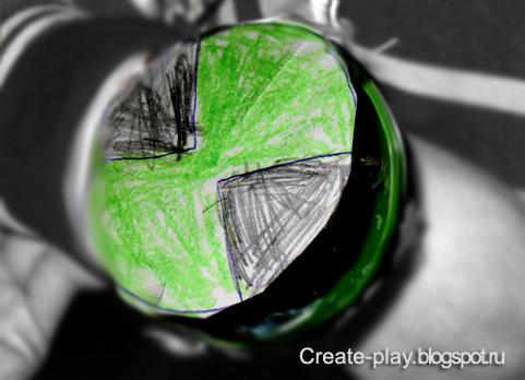 Как сделать часы бен тена из бумаги фото 433
