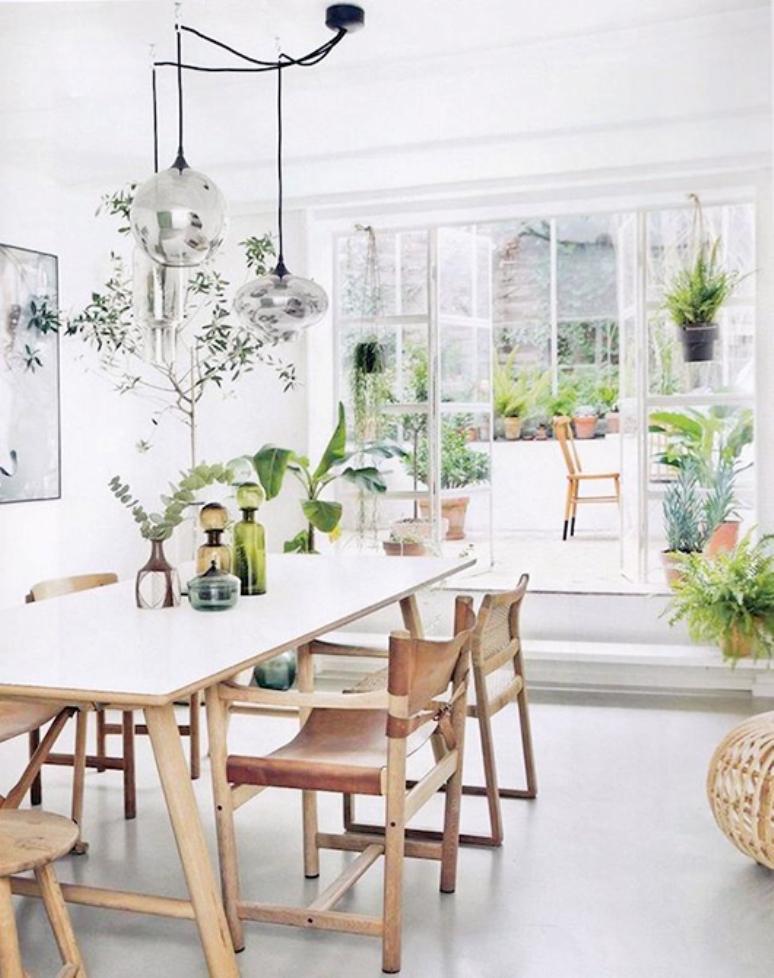 [Get the look] Inspiraci�n para decorar con plantas