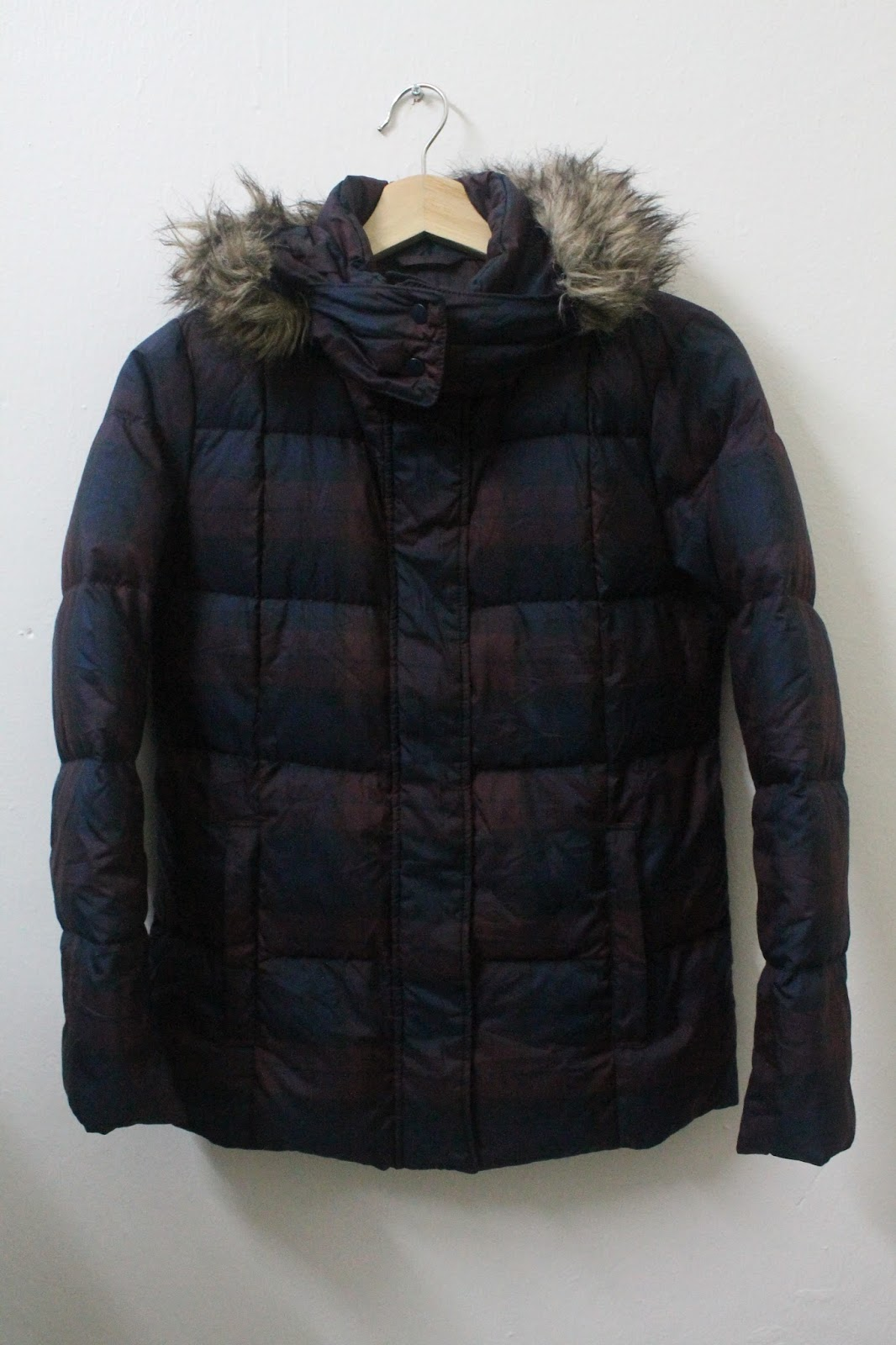 bundlebarangbaek original uniqlo winter hoodie jacket. Black Bedroom Furniture Sets. Home Design Ideas