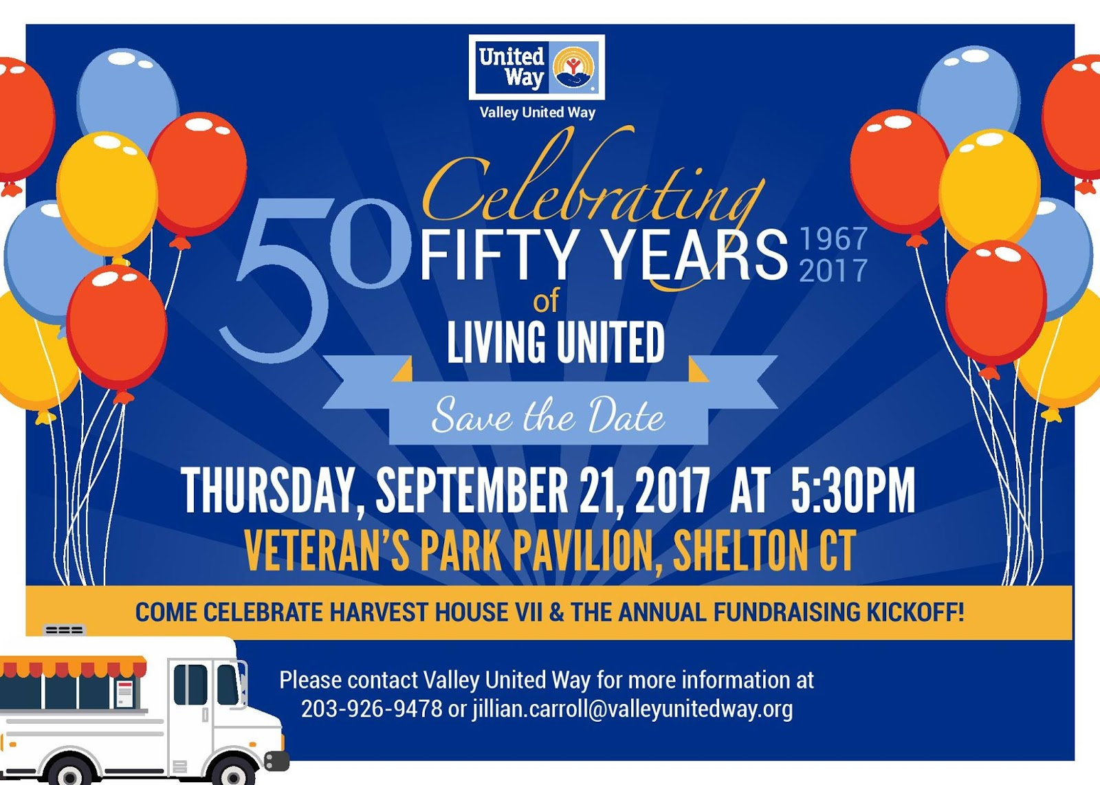 The Valley Voice Valley United Way To Mark 50th Anniversary