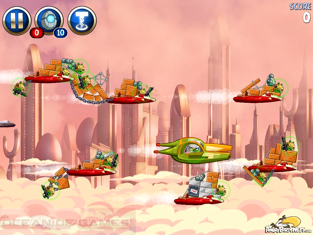 Download Angry Birds Star Wars for Windows 10,7,8.1/8 (64 ...