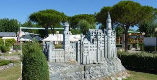 Italia en Miniatura, Castillo del Rey Loco de Neuschwanstein.